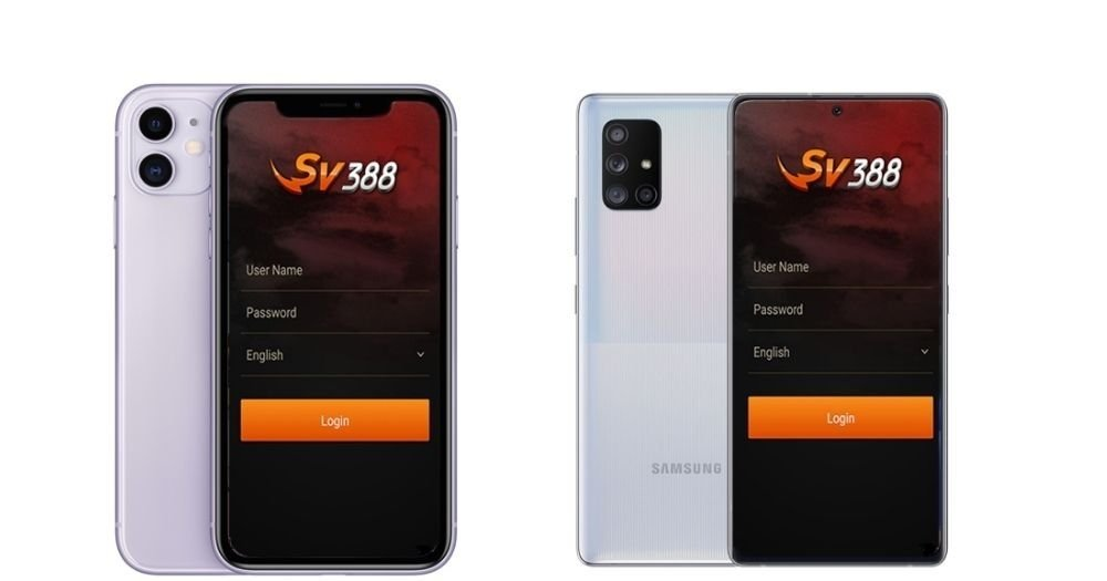 Hướng dẫn tải App SV388 cho điện thoai