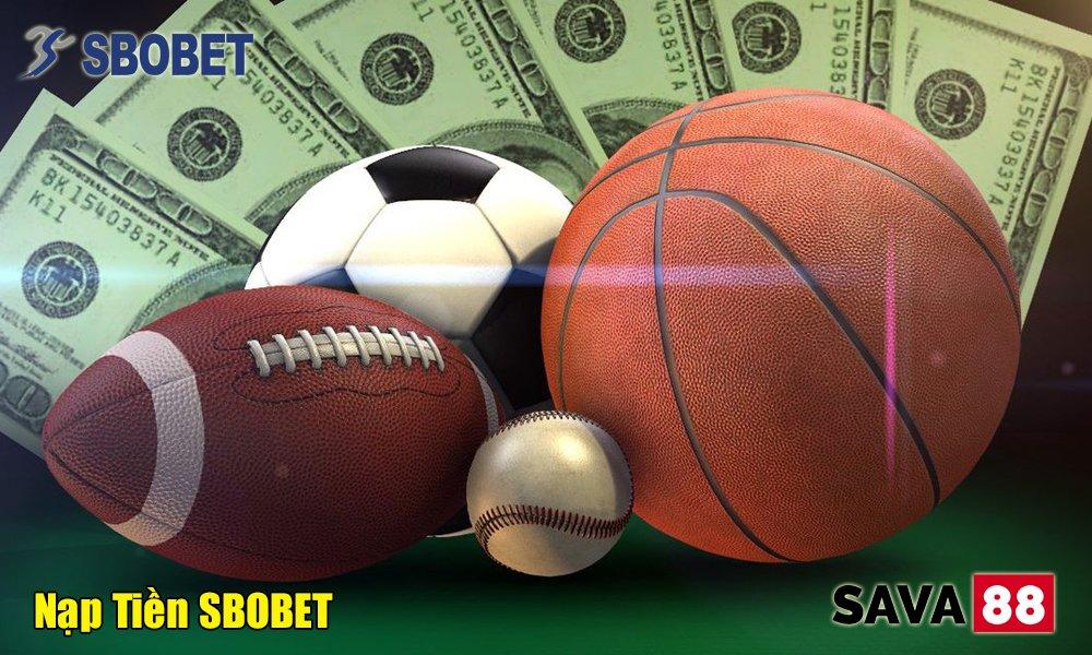 Hướng dẫn nạp tiền tài khoản SBOBET