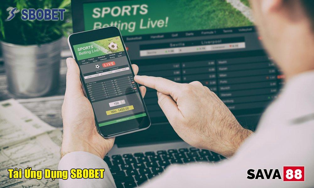 Hướng dẫn tải App SBOBET dành cho Android IPhone