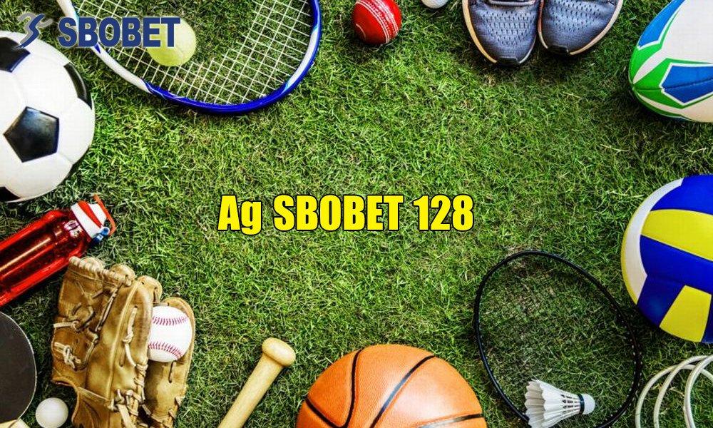 Ưu điểm về số lượng sảnh chơi của Ag SBOBET 128